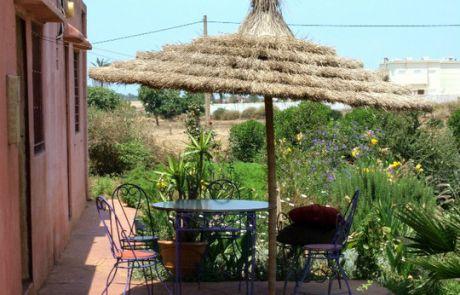 Le Jardin Pédagogique bio Darbouazza